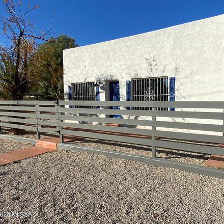 Rent this 2 bed house on 217 East 21st Street in Tucson, AZ 85701