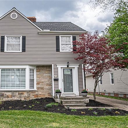 Rent this 3 bed house on 2619 Milton Road in University Heights, OH 44118