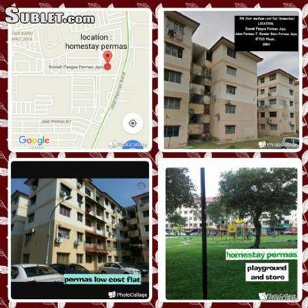 Rent this 3 bed apartment on Pan Vista in Jalan Permas 5/23, Permas Jaya