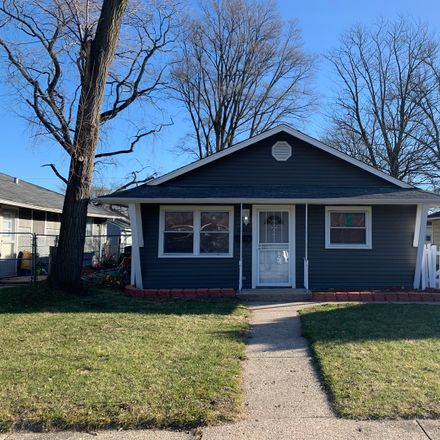 Rent this 3 bed house on 14641 University Avenue in Dolton, IL 60419