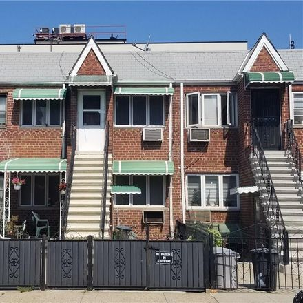 Rent this 4 bed townhouse on 21st Ave in Brooklyn, NY