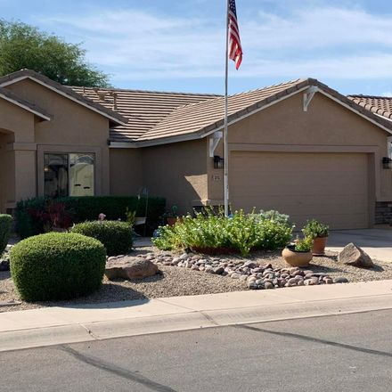 Rent this 3 bed house on W White Canyon Rd in Queen Creek, AZ
