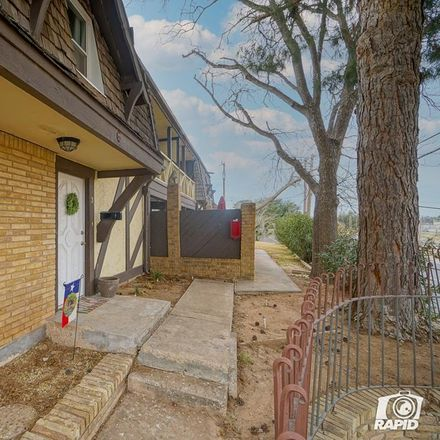 Rent this 3 bed townhouse on West Scharbauer Drive in Midland, TX 79705