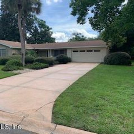 Rent this 3 bed house on 1221 Sunnymeade Drive in Jacksonville, FL 32211