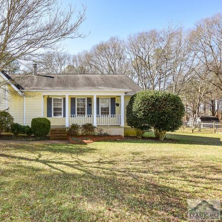 Rent this 4 bed house on 1050 Windsor Dr in Watkinsville, GA