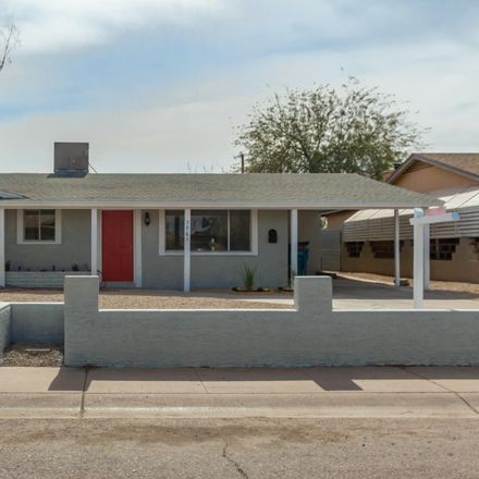 Rent this 4 bed house on 3961 West Culver Street in Phoenix, AZ 85009