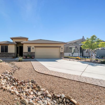 Rent this 4 bed house on Zinna Pl in Magma, AZ