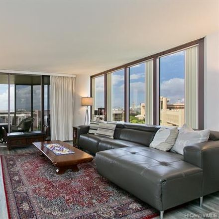 Rent this 2 bed condo on One Water Front Tower in 415-425 South Street, Honolulu