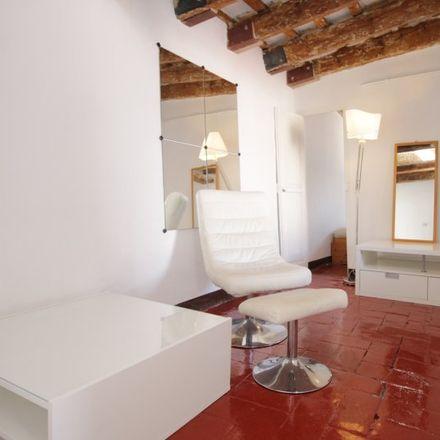 Rent this 1 bed apartment on Carrer de l'Arc de Sant Ramon del Call in 7, 08002 Barcelona