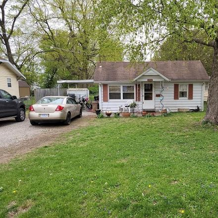 Rent this 2 bed house on 1928 West Calhoun Street in Springfield, MO 65802