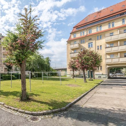 Rent this 2 bed apartment on Saxoniastraße 2 in 01159 Dresden, Germany