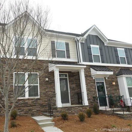 Rent this 3 bed townhouse on 11263 Bryton Parkway in Huntersville, NC 28078