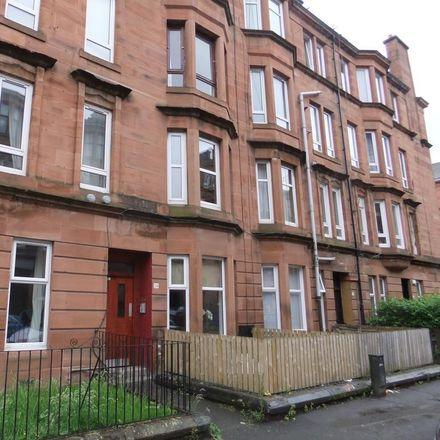 Rent this 1 bed apartment on 3 Kildonan Drive in Glasgow G11 7UZ, United Kingdom