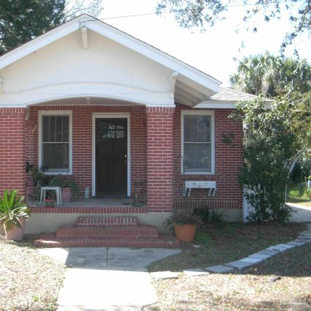 Rent this 2 bed house on 423 S Navy Blvd in Pensacola, FL