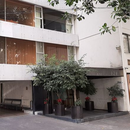 Rent this 3 bed apartment on Ecobici #200 Emerson - Av. Ejército Nacional in Calle Emerson, Chapultepec Morales
