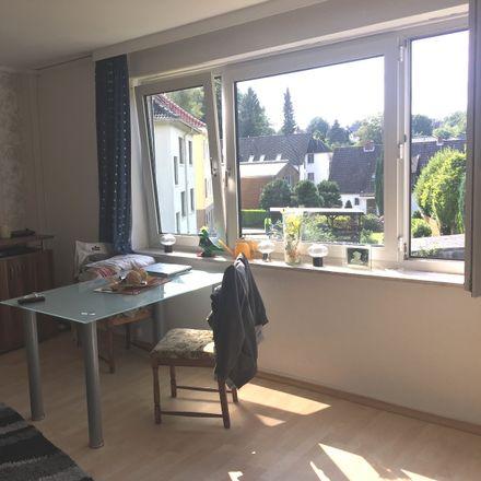 Rent this 1 bed apartment on Marmstorfer Weg 78 in 21077 Hamburg, Germany