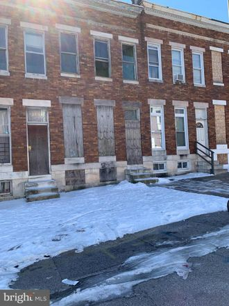 Rent this 3 bed townhouse on 2735 Harlem Avenue in Baltimore, MD 21216