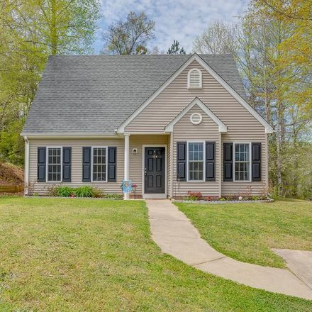 Rent this 3 bed house on 104 Forrester Drive in Liberty, SC 29657