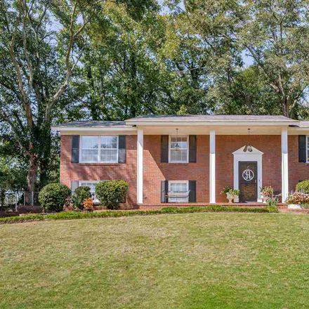 Rent this 3 bed house on 672 Edgemoor Drive in Homewood, AL 35209