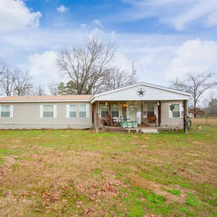Rent this 3 bed house on Prvate Rd 8037 in Ore City, TX