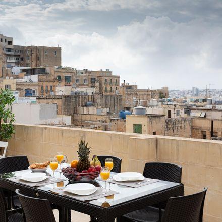 Rent this 1 bed apartment on Valletta in Il-Belt Valletta, Malta