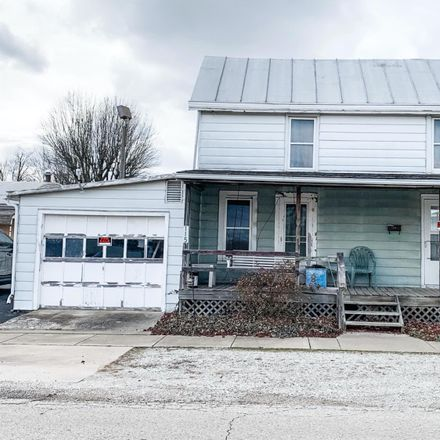 Rent this 3 bed house on 115 North Maple Street in Osgood, IN 47037