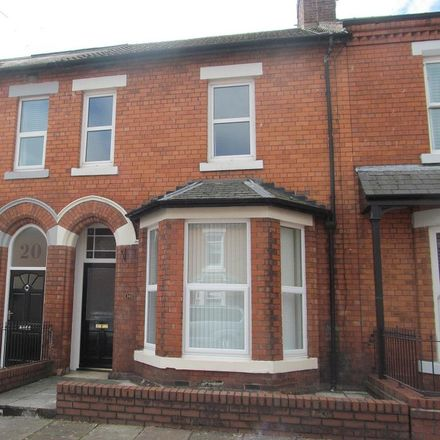 Rent this 3 bed house on River Street in Carlisle CA1 2AL, United Kingdom