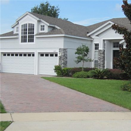 Rent this 4 bed house on 2672 Tweed Run in Sanford, FL