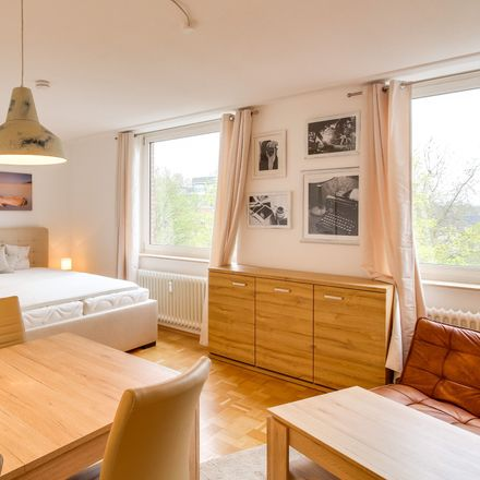 Rent this 1 bed apartment on Cologne in Niehl, NORTH RHINE-WESTPHALIA
