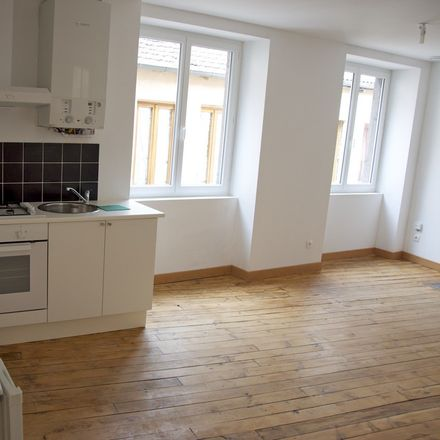 Rent this 1 bed apartment on 35 Place du Peuple in 42000 Saint-Étienne, France