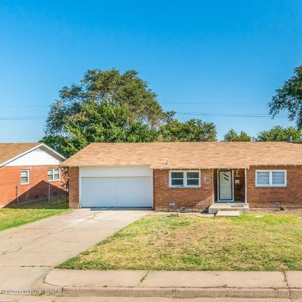 Rent this 3 bed apartment on 3106 Mockingbird Lane in Amarillo, TX 79109