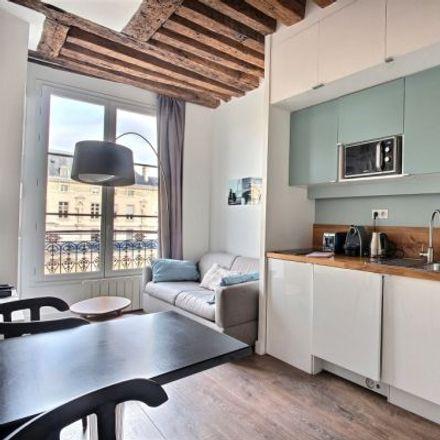 Rent this 1 bed apartment on 13 Quai des Grands Augustins in 75006 Paris 6e Arrondissement, France