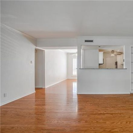 Rent this 2 bed condo on 11152 Valleydale Drive in Dallas, TX 75230