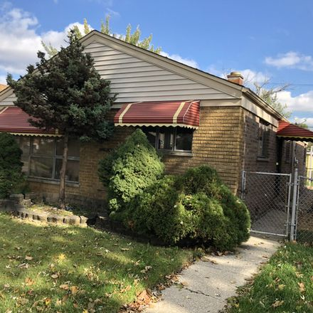 Rent this 3 bed house on 4611 South La Crosse Avenue in Chicago, IL 60638