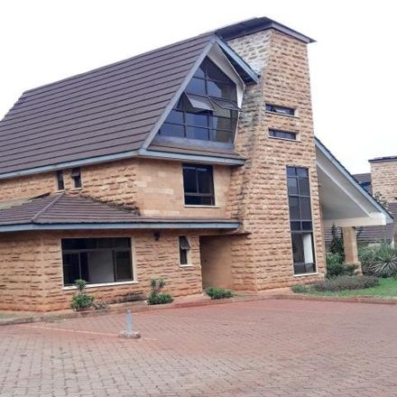 Rent this 4 bed townhouse on GK Kiambu Prisons in Boma Road, Ngegu