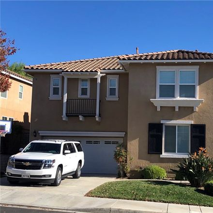 Rent this 5 bed house on Valley Oak Pl in Santa Clarita, CA
