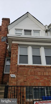 Rent this 3 bed townhouse on E Godfrey Ave in Philadelphia, PA