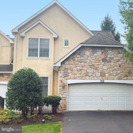 Rent this 3 bed townhouse on 312 Saint Andrews Pl in Blue Bell, PA