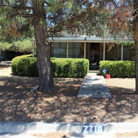 Rent this 2 bed house on 2719 South Commercial Avenue in Coleman, TX 76834