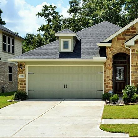Rent this 3 bed house on Lighthouse Lake Lane in Houston, TX 77346