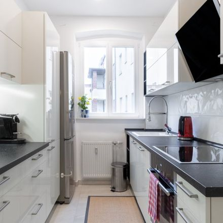 Rent this 1 bed apartment on Eberbacher Straße 21 in 14197 Berlin, Germany