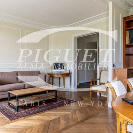 Rent this 2 bed apartment on 119 Boulevard Raspail in 75006 Paris, France