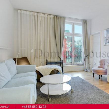 Rent this 3 bed apartment on Ogarna 97 in 80-826 Gdansk, Poland