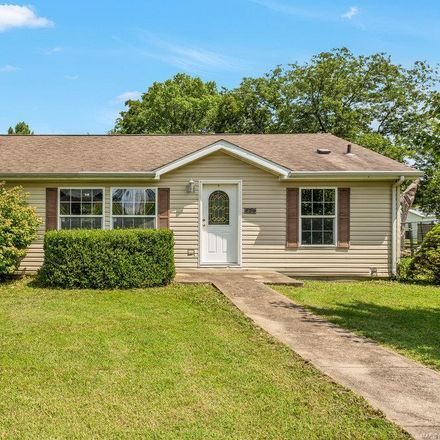 Rent this 3 bed house on 4th Street in St. Mary, MO 63673