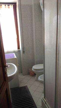 Rent this 1 bed room on Via Beltrami Scalia 24