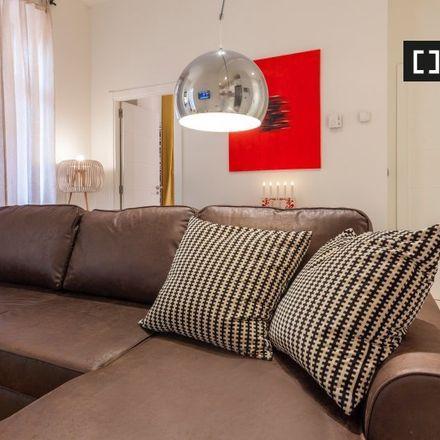 Rent this 2 bed apartment on Calle de Ventura de la Vega in 12, 28014 Madrid