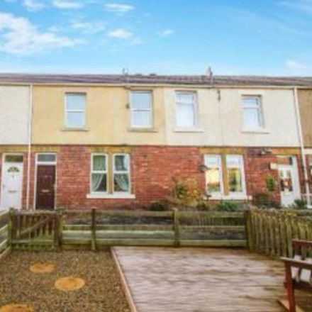 Rent this 2 bed house on East View in Morpeth NE61 1UT, United Kingdom