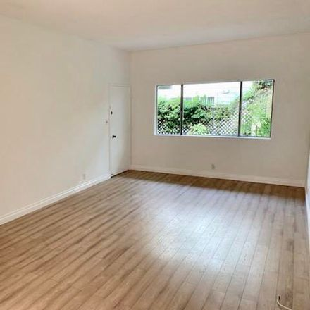Rent this 2 bed apartment on 10381 Almayo Avenue in Los Angeles, CA 90064