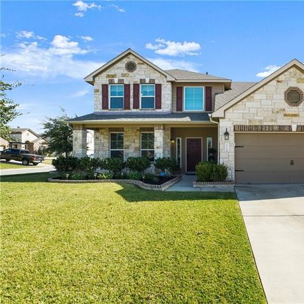 Rent this 4 bed house on 20529 Auk Rd in Pflugerville, TX