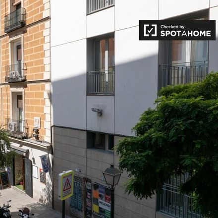 Rent this 3 bed apartment on Calle del Olmo in 27, 28012 Madrid